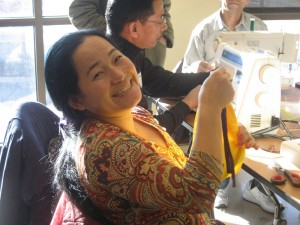 Bhutanese sewing program Madison WI