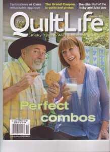 The Quilt Life Cover