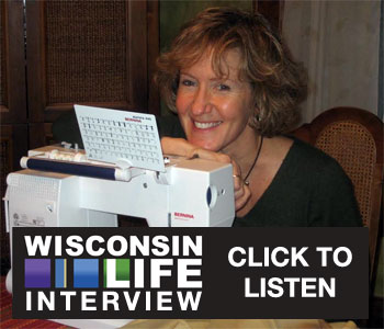 The Sewing Machine Project on NPR's Wisconsin Life