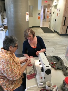 Local Mending-Monona Library